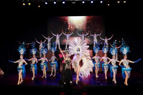 Chiang Mai: Siam Dragon Cabaret Show & Optional Transfer