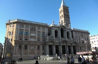 Rom: Christian Basiliken & Secret Catacombs