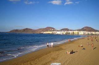 Las Palmas: Rundgang & Sightseeing-Tour per Taxi