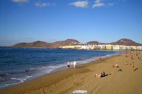 Las Palmas: Stadsvandring & utsikter - 3,5 timmes guidad tur