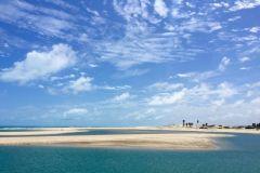 Excursão de 1 Dia Praia de Águas Belas saindo de Fortaleza