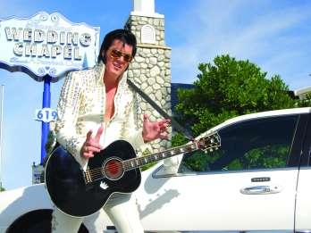 Las Vegas: Elvis-Hochzeit oder Erneuerung der Eheversprechen. Foto: GetYourGuide