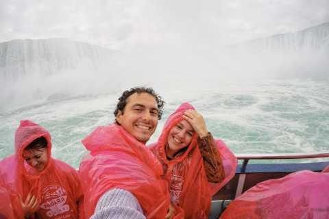 Cataratas del Niágara: tour en grupo reducido desde Toronto
