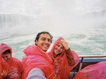 Niagarafälle: Tagestour in kleiner Gruppe ab Toronto