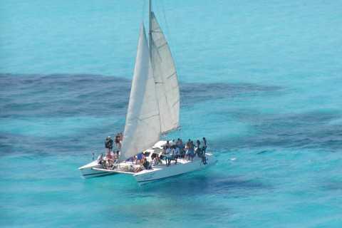 Tulum & Playa del Carmen Combo Tour with Catamaran Adventure