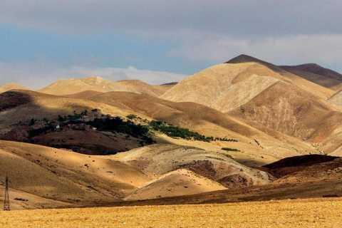 Marrakesh: dagtour door woestijn en bergen met kamelenritje
