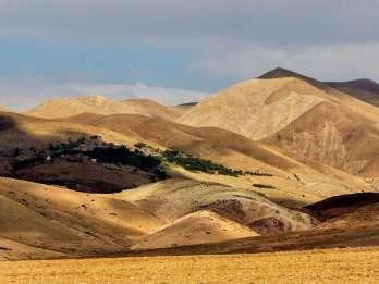 Marrakesch: Tagestour Wüste und Berge mit Kamelritt