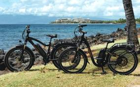 Maui: Self-Guided Electric-Bike Lahaina & Ka'anapali Sights