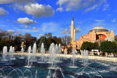 Istanbul: Topkapi & Hagia Sophia Tour in der Kleingruppe