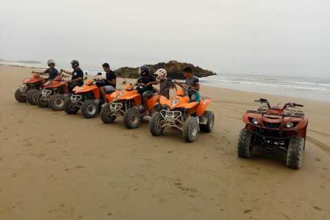 Agadir: 2-Hour Quad Biking Tour