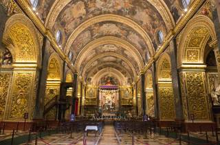 Valletta: Rundgang mit St. John's Co-Cathedral