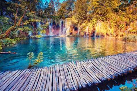 Plitvice Lakes National Park Economy Tour