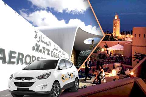Marrakech City Center Private Airport Transfer