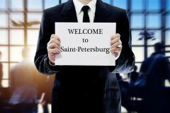 São Petersburgo: Traslado Aeroporto de Pulkovo