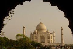 De Bangalore: excursão ao Taj Mahal com voos de ida e volta