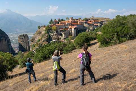 Kalabaka: Meteora Hiking Photography Tour