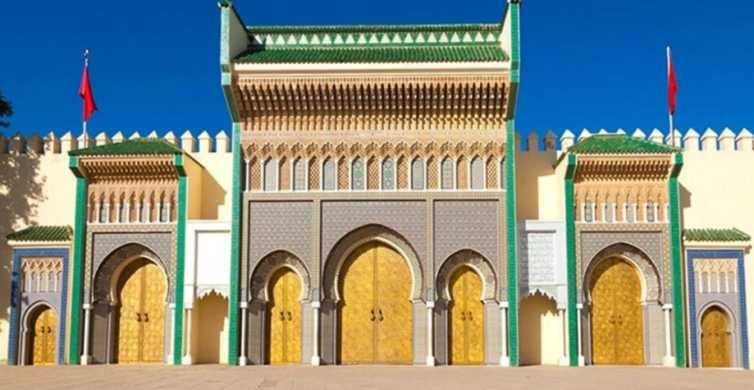 From Casablanca: Private Guided Tour of Fez with Lunch