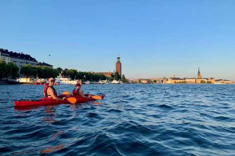 Stockholm: Eco-Friendly Guided Kayaking Tour of the City