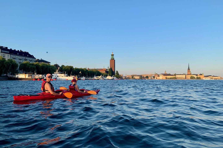 Stockholm: Umweltfreundliche Sightseeing-Tour per Kajak