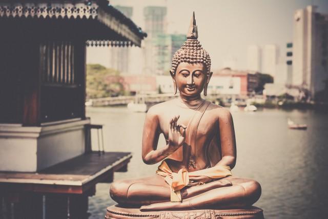 Colombo: stadstour van een halve dag