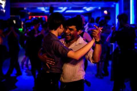 Buenos Aires: Aula Particular de Tango