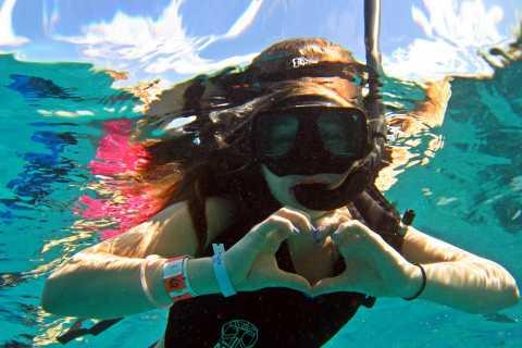 Cozumel: Chankanab Park Day Pass and Snorkeling
