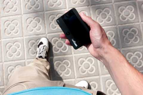 Barcelona: Pocket Wi-Fi Rental with Hotel Delivery