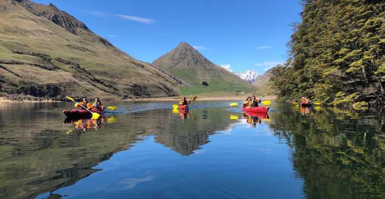 Queenstown: Kayaking or SUP Experience on Moke Lake