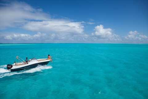 Bora Bora: Lagunenbootstour mit Schnorcheln
