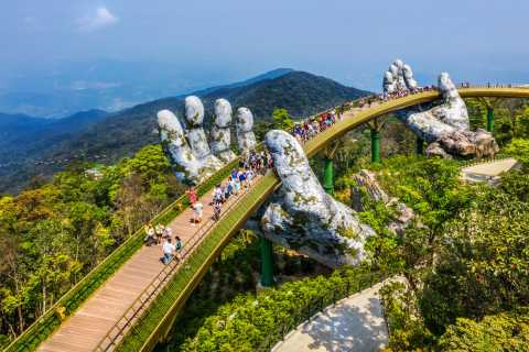 Hoi An: Small-Group Ba Na Hills and Golden Bridge Tour