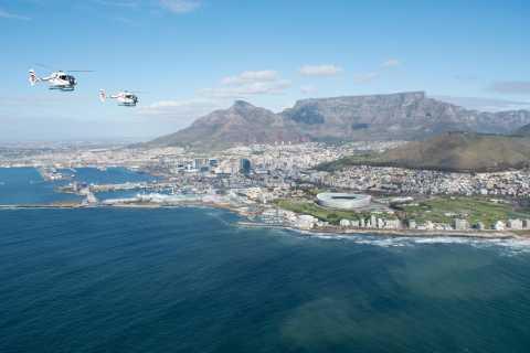 Ciudad del Cabo: recorrido panorámico en helicóptero de 12 minutos