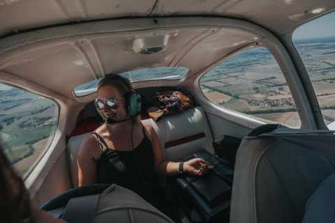 From Paris: City Break to Deauville in a Private Plane