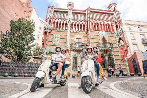 Barcelona: Gaudi Architecture and Modernism Tour