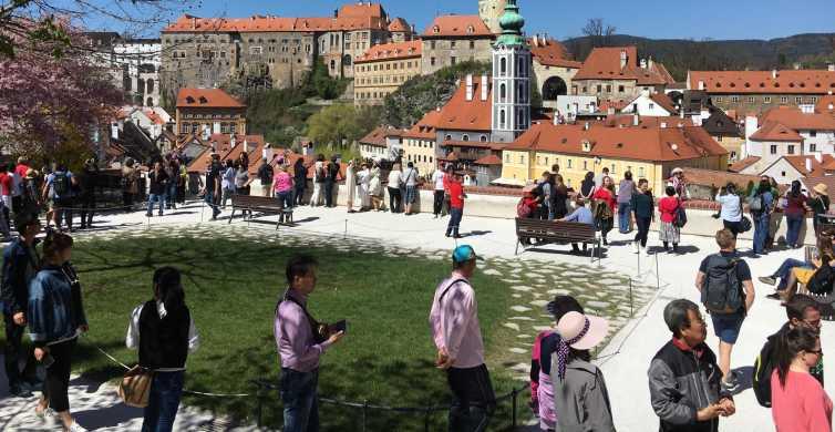 From Prague: Self-Guided Day Trip to Český Krumlov