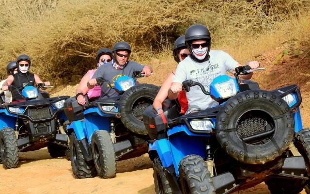 Aruba: Natural Pool ATV Tour