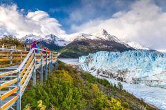 Geleira Perito Moreno com Passeio de Barco Opcional