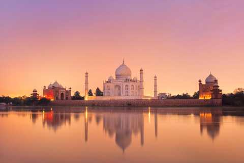 Delhi: Private 3-Day Golden Triangle Experience