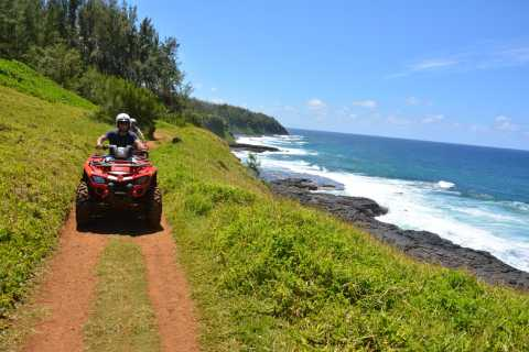 Mauritius: 4-Hour Quad Bike Tour with Lunch