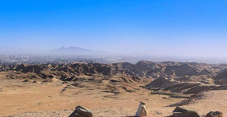 From Swakopmund or Walvis Bay: Namib Desert Moon Valley Tour