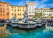 Rom: Immersive Underground und Piazzas Tour