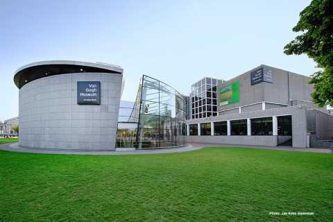 Van Gogh Museum Geführte Tour auf Spanisch