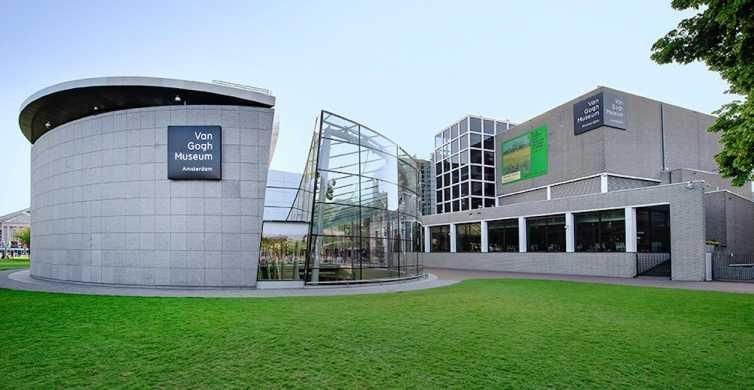 Van Gogh Museum Guidet tur på spansk