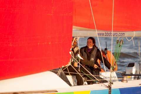 Porto: 2.5-Hour Private Sailing Lesson