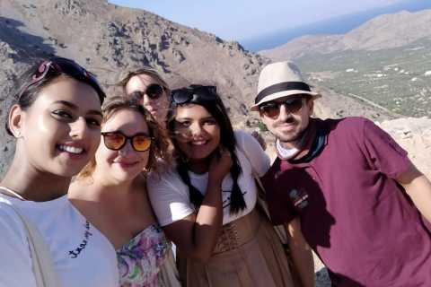 From Agios Nikolaos: Day Tour to Zeus Cave & Lasithi Plateau