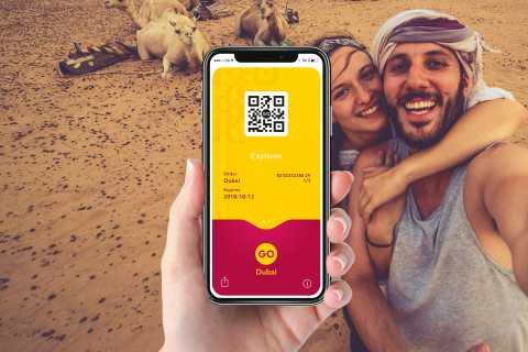 Go Dubaï Explorer Pass: jusqu'à -41% sur les attractions