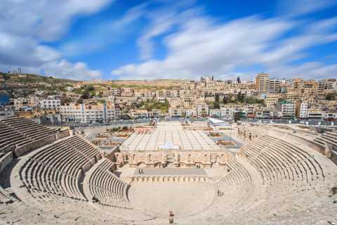Visite privée d'Amman avec options supplémentaires