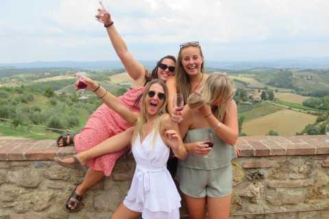 Toscana: gran tour del vino da Firenze