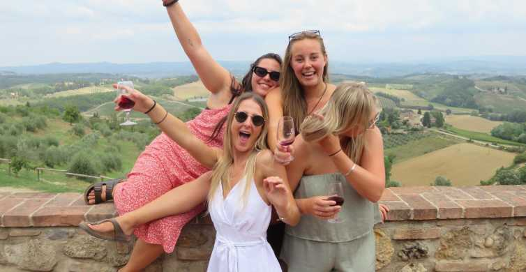 Tuscany Wine Tour from Florence