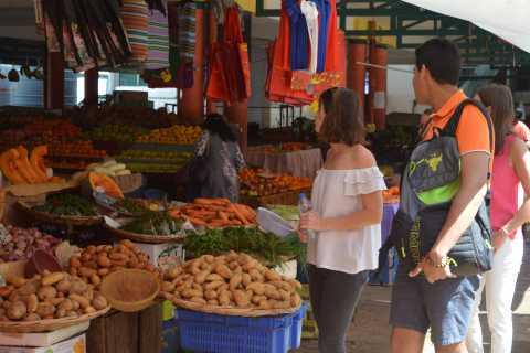 Mahebourg Village Food Tour