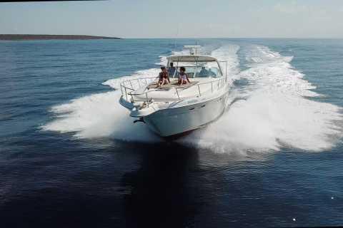 Van Kreta: Chrissi Island Yacht Cruise met lunch